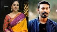"Nadiya could play lead in Dhanush's directorial debut ""Power Paandi"""