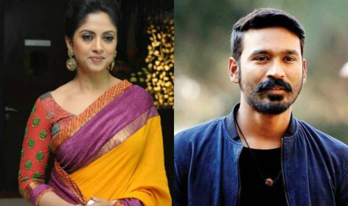 "Nadiya could play lead in Dhanush's directorial debut ""Power Paandi"""
