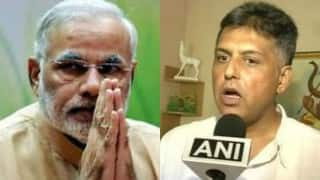 Narendra Modi should apologise for fooling people on black money issue: Congress