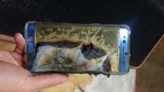 ऑस्ट्रेलिया में सैमसंग गैलेक्सी नोट 7 में विस्फोट से व्यक्ति जला