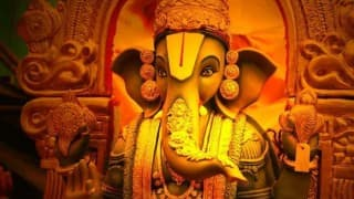 Maharashtra welcomes Lord Ganesha
