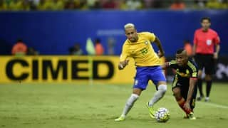 2018 Fifa World Cup Qualifier: Neymar scores as Brazil march on, Uruguay go top