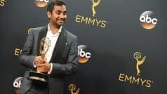 Aziz Ansari, Alan Yang Win Emmy for Hit Netflix Show, 'Master of None'