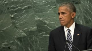 Nations engaged in 'proxy wars' must end them, says US President Barack Obama at UNGA
