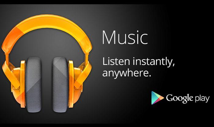 Google Play Music Main Article 1