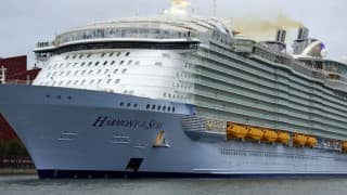 1 killed in accident on world's biggest cruise ship: rescuers