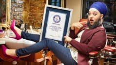 UK Sikh Harnaam Kaur enters Guinness World Records as youngest…