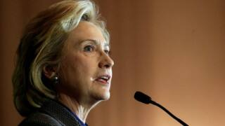 Hillary Clinton resumes campaign trail after illness