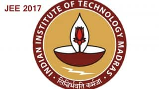 IIT JEE 2017: IIT Madras to design the question paper, declare results of JEE exam 2017