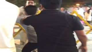 JNU students heckled: Impromptu protest takes off against students at Delhi cinema (Watch Video)