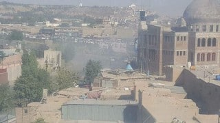 Afghanistan: Twin suicide attack in Kabul near Ministry of Defence