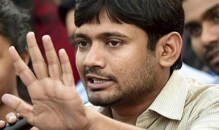 Kanhaiya Kumar.
