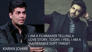 Karan Johar responds to MNS threat, says 'banning Pakistani talent' is not the solution to terrorism