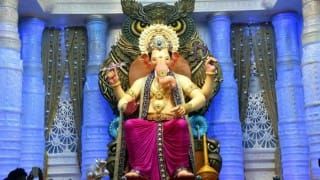 Lalbaugcha Raja Visarjan LIVE 2016: Lalbaugcha Raja Mumbai Visarjan Live telecast and streaming Video