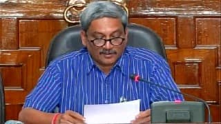 BJP backs Manohar Parrikar's frequent visit to Goa