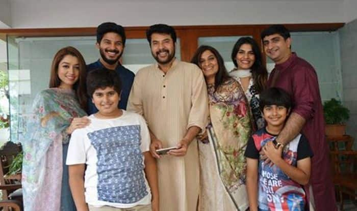 Image result for dulquer salmaan family
