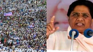 Uttar Pradesh Assembly Elections 2017: BSP supremo Mayawati addresses rally in Allahabad, calls BJP pro-capitalists, raps Sheila Dikshit