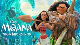 'Moana' to release in India on December 2
