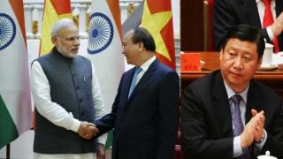 प्रधनमंत्री नरेंद्र मोदी ने वियतनाम से दोस्ती बढ़ाकर फिर खेला मास्टरस्ट्रोक, चीन बैकफुट पर