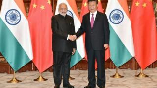 नरेंद्र मोदी ने शी जिनपिंग के साथ चीन-पाकिस्तान आर्थिक गलियारे का मुद्दा उठाया