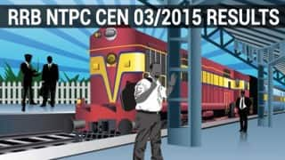 RRB NTPC 2nd stage results: Check results, normalized score cards of RRB NTPC by May 26 at official website rrbbpl.nic.in
