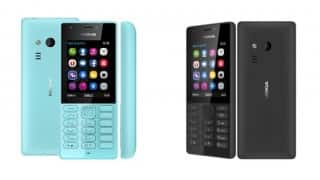 Microsoft launches Nokia 216 Dual SIM feature phone and we can't get over its cuteness!