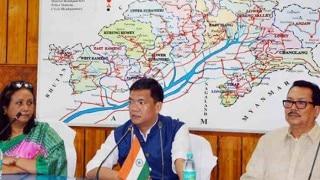 अरुणाचल प्रदेशः सियासत में कांग्रेस को बड़ा झटका, सीएम पेमा खांडू समेत सभी विधायक पीपीए में शामिल