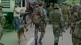 Kashmir unrest: Firing resumes at Mini Secretariat in Jammu's Poonch, a day after twin assault