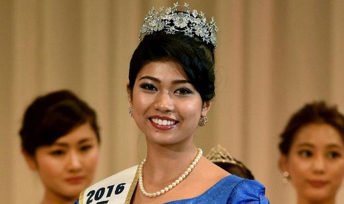 Miss Japan Priyanka Yoshikawa, half-Indian, speaks about racism in Japan