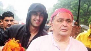 Ganesh Visarjan 2016: Rishi Kapoor denies slapping reporter, says it is the media who misbehaved with him