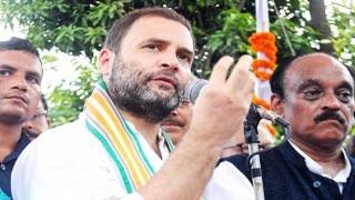 राहुल गांधी ने बारामूला हमले की निंदा की