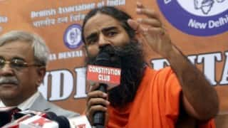 Ramdev's Patanjali Ayurved to Launch Packaged Drinking Water Divya Jal This Diwali