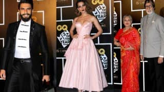 GQ Awards 2016 winners list: Ranveer Singh, Kangana Ranaut, Amitabh Bachchan win top honours