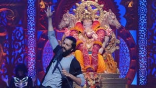 Kumkum Bhagya: Riteish Deshmukh and Nargis Fakhri celebrate Ganesh Festival on Zee TV show! See pictures