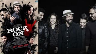 Rock On 2 first poster has rock fans & B'town excited that Magik is back!