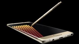 Samsung to start giving out safe Samsung Galaxy Note 7 devices from September 21