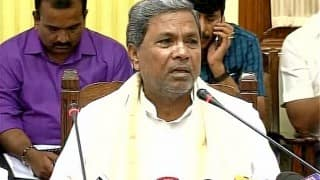Cauvery Water Dispute: Siddaramaiah appeals to media to cooperate; says will meet PM Narendra Modi tomorrow
