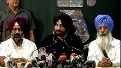 Navjot Singh Sidhu launches new political front Awaaz-e-Punjab