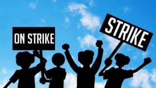 Strike by 10 trade unions to hit banking, transport tomorrow