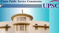 UPSC Recruitment 2016: Apply for 39 Deputy Director (Economist) &…