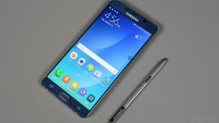 Samsung reveals what caused battery overheating in Galaxy Note 7