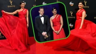 Priyanka Chopra's Red Hot Look Wins Her a Best Dressed Spot at the 2016 Emmys