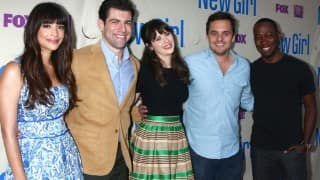"American Show Desi Tadka: Bringing the ""New Girl"" to India"