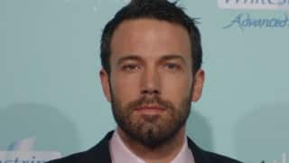 Ben Affleck, 'Justice League' stars protest pipeline plans