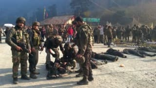 Another jawan succumbs to injuries,Uri attack toll rises to 18