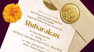 अनिल कपूर और अर्जुन कपूर की फिल्म 'मुबांरका' 28 जुलाई को होगी रिलीज
