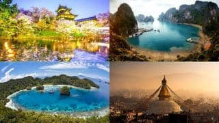 14 Countries You Can Visit Where The Indian Rupee is Stronger!
