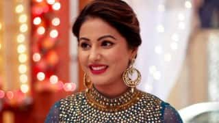 Yeh Rishta Kya Kehlata Hai actress Hina Khan aka Akshara is BACK!