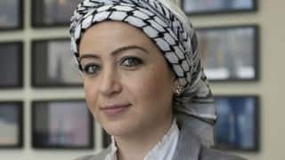 Syrian journalist Zaina Erhaim accuses UK over passport seizure