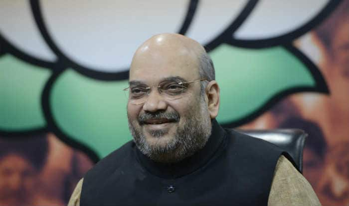 Amit Shah lashes out at Pakistan for terror activities in India